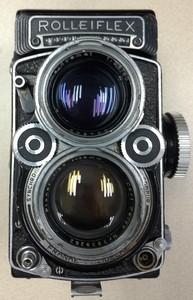 Rolleiflex 2.8F 黑脸 (已出)