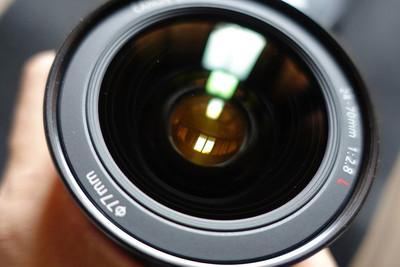 98新 佳能 佳能24-70 2.8L 一代镜头、70-30