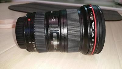 佳能镜头EF 16-35mm f/2.8L II USM港版