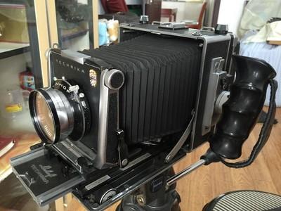 林哈夫 特艺4X5相机