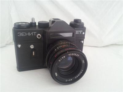 99新 其它物品 苏联俄罗斯泽尼特ET照相机,配准八羽怪44