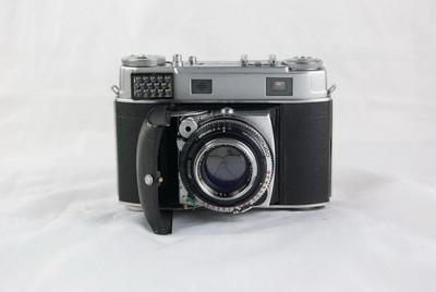 柯达雷丁那 Kodak Retina IIIc 折叠旁轴机