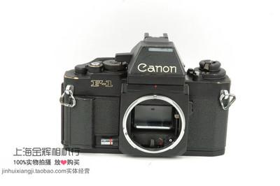 Canon/佳能机械胶片相机 F1 NEW 新款经典手动单反