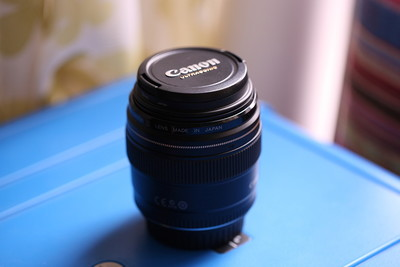佳能Canon 85mm  f1.8 USM