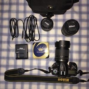 NikonD7000套机+尼克尔18-300镜头+1:18G