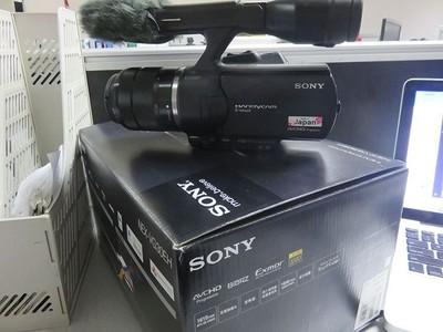 99新 索尼VG30E+18-55镜头 专业摄像机 两外加1