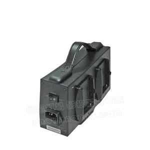 四路索尼NP-F970电池充电器
