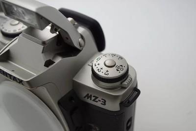 宾得MZ 3胶片机 520元送电池套装