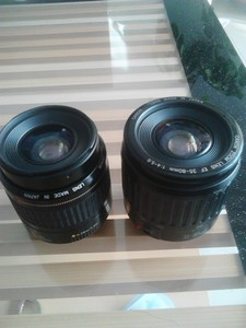 佳能镜头。EF 35-80mm