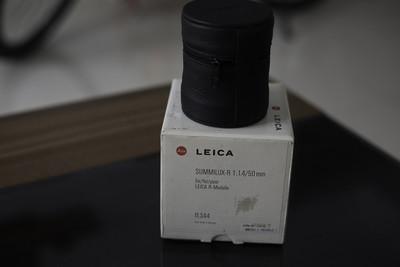 98新 徕卡 徕卡 LEICA/徕卡 R50/1.4 E60