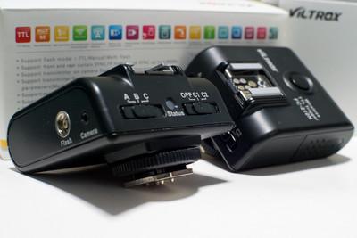 尼康 2.4G无线高速同步引闪器