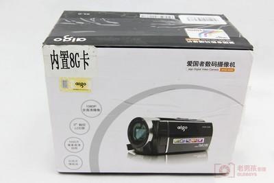 促销Aigo/AHD-S30 数码摄像机全高清摄