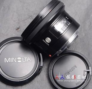MINOLTA 美能达 AF 20/2.8 NEW 2代 新款