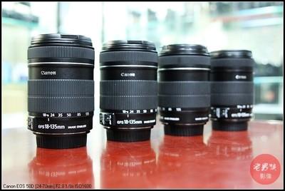 促销佳能18-135镜头 佳能EF-S 18-135mm f3.5-5.6 IS STM