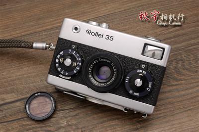 德产 禄来 Rollei35 Tessar 40/3.5 带原厂滤镜手绳 3220953