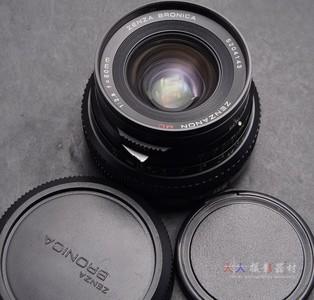 BRONICA 勃朗尼卡 ETR用 50/2.8 50mm f2.8 成色好 97新