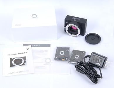 【第一款国产无反】全球最小M4/3 4K相机Z Camera E1 #601428