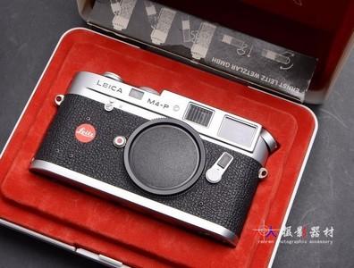 LEICA 徕卡 相机 M4-P 70周年 带包装 原厂调整0.58 成色好99新