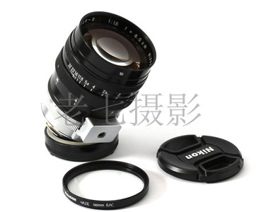 Leica/徕卡 Tele-Elmar M 135/4 完美带包装 L00217