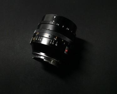 95新 Leica 徕卡 Noctilux 50mm f1 夜神2代
