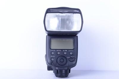 98新 佳能 580EX II 闪光灯