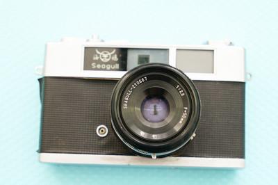 海鸥seagull凤凰205 135胶卷胶片 旁轴相机