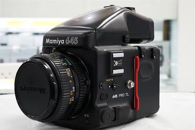 玛米亚Mamiya645Pro TL套机(80/2.8)