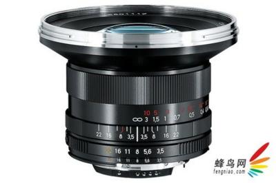 卖成色如新的蔡司18 3.5zf二代镜头 尼康卡口