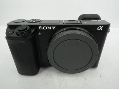 索尼A6000  微单 相机