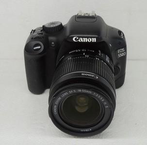 佳能550D套机含18-55ISII 防抖镜头 完美成色 支持验货!