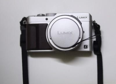 95新 LX100 日行 银白色