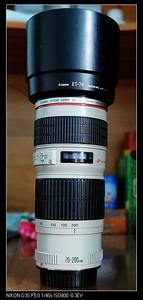 佳能70-200f4鏡头
