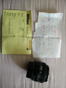 尼康 nikon 35mm f2