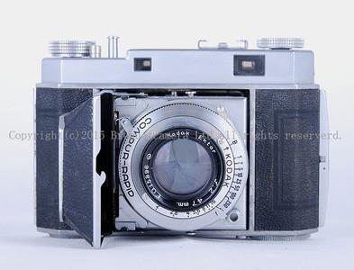 Kodak/柯达雷丁娜 Retina II +Kodak Ektar 47/2 镜头#jp16087