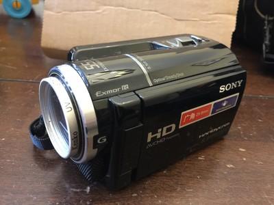 出索尼 HDR-XR260E高清硬盘摄像机,95成新