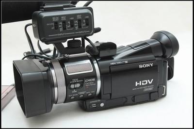索尼A1C摄像机