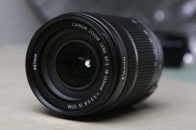 99新佳能EFS 18-135MM STM镜头