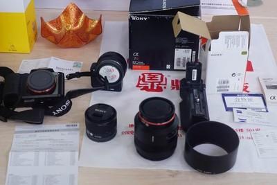 索尼 Sonnar T* FE 35mm F2.8 ZA      85 1.4    EA4转接
