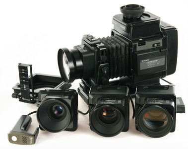 GX680,65,125,180,250镜头,快门线一条,充