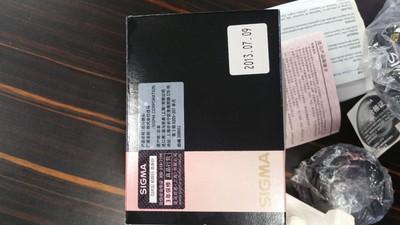 全新。。适马 MACRO 50mm f/2.8 EX DG(尼康口)
