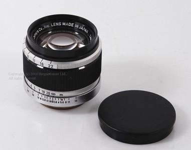 【美品】Canon/佳能 50/1.8 Ltm 39螺口 #HK6582X