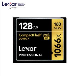 雷克沙 CF卡 1066X 128G 单反高速存储卡  国内总代理