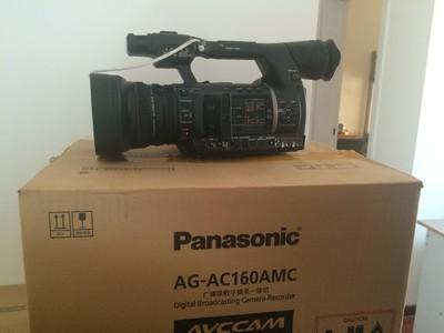 松下 AG-AC160MC广播级数字摄录一体机