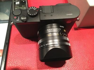 徕卡 Q,全新,购于柏林Leica Store,杭州