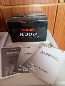 宾得 pentax k20d da16-45 da70 2.4 机身 镜头