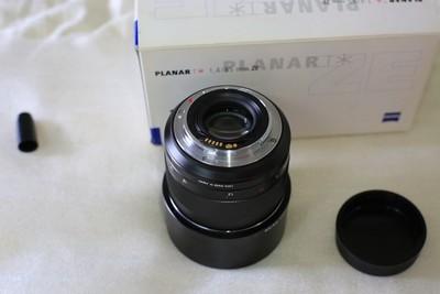 卡尔·蔡司 Planar T* 85mm f/1.4 ZE