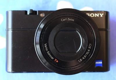 坏Sony/索尼 DSC-RX100 (不能开机)
