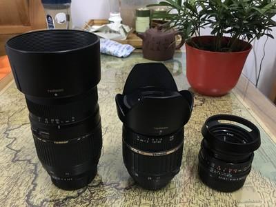 K5 加  三个镜头 镜头 套出 有包装盒