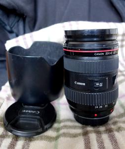 自用 佳能 EF 24-70mm f/2.8L 1代