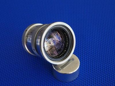 德国施耐德Schneider 75 3.8 白银版全画幅定焦手动镜头 A7用